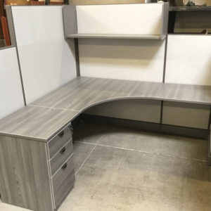 Herma miller 6x6 workstation
