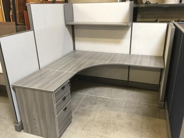 Office Furniture: Herman Miller Workstations 6x6