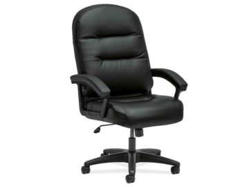 hon pillow-soft executive high-back chair