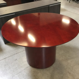Cherry round table