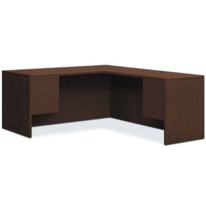 hon 10500 L shaped desk