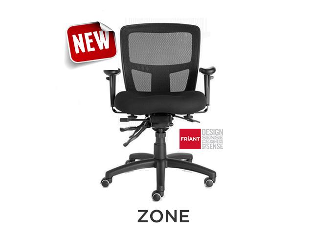 Surprising Friant Mid Zone Ergonomic Task Chair Arizona Office Furniture Pdpeps Interior Chair Design Pdpepsorg
