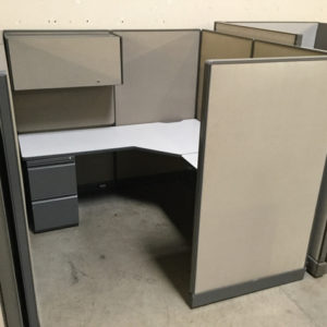 Used haworth cubicle