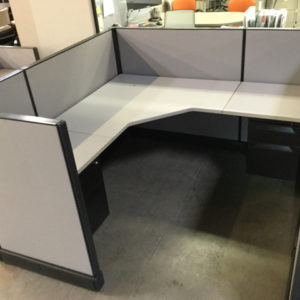Herman miller workstation