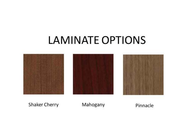 foundation laminate options