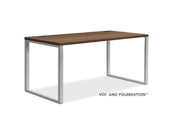 foundation voi o leg desk