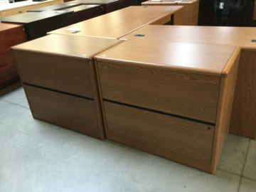 Hon wood lateral file