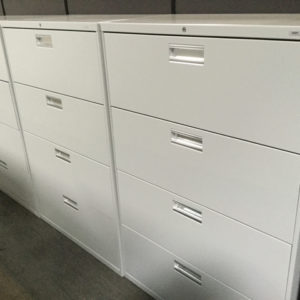 Hon 4 Drawer lateral