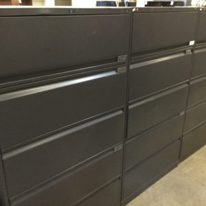 Knoll lateral file