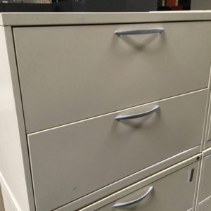 Kimball lateral file
